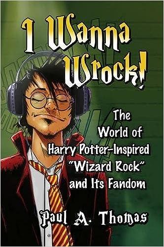 cover image, I Wanna Wrock!