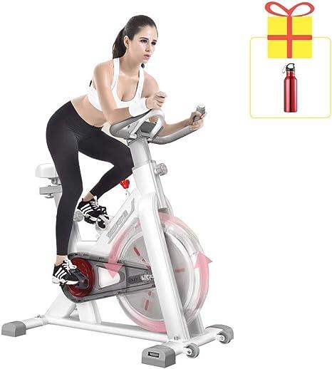 2020 Spinning cubierta de bicicletas, 360 grados;Transparente con todo incluido ultra silencioso de bicicleta de ejercicios ejercicio corriente de la casa en bicicleta Pedal cubierta Equipo for Deport: Amazon.es: Deportes y aire