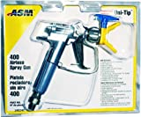 Graco ASM 451-SG 4-Finger 400 Airless Paint Sprayer Gun with 517 Super-Zip Tip