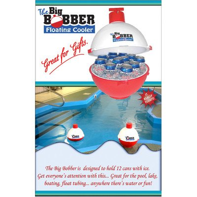 Com Byers 4 5 Qt Big Bobber Floating Cooler Garden Outdoor