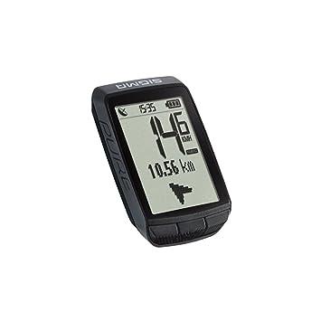 dd135220d Sigma Sig de 03200 Pure GPS New 2018 - Rueda Ciclocomputador Contador  Contador Bike Contador: Amazon.es: Deportes y aire libre