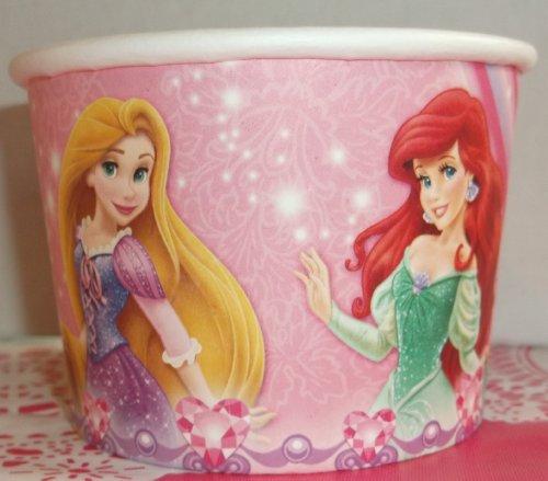 Disney Princess Birthday Party-Snack Cups-Mini Popcorn Box-Set of - Hallmark Popcorn