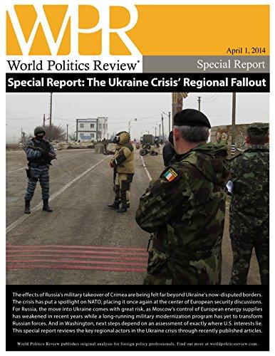The Ukraine Crisis' Regional Fallout