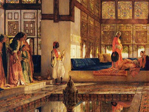 Elements Ottoman (Mozart: The Abduction from the Harem (1782))