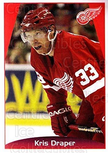 (CI) Kris Draper Hockey Card 2006-07 Panini Stickers 263 Kris Draper - Kris Draper Hockey