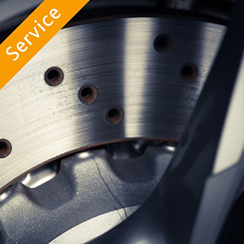 Brake Shoe Replacement - Shoes Included (Euro) - In Store ()