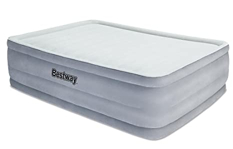 Bestway 67536 - Cama Hinchable Nightrest (Queen): Amazon.es ...