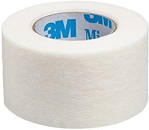 3M Micropore Tape 1530-1 (2 rolls) 1 x 10 yards