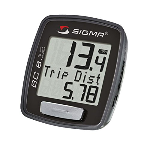 Sigma Sport BC8.12 Mountain Bike Computer