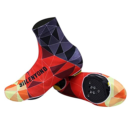 Cubiertas para zapatos de bicicleta Ciclismo sobre zapatos Hombres ...