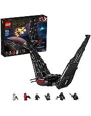 Lego 6251766 Lego Star Wars   Lego Star Wars Kylo Ren'S Shuttle - 75256, Multicolor