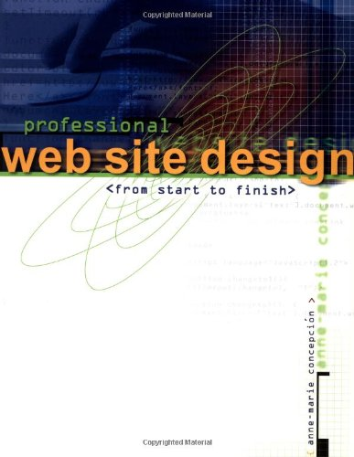 Professional Website Design From Start To Finish PDF