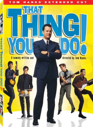 DVD : That Thing You Do (Director's Cut / Edition, Widescreen, Dubbed, Digital Theater System, Dolby)