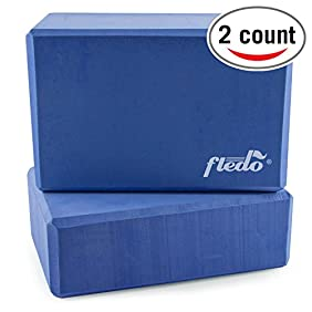 Fledo Yoga Blocks (Set of 2) 9