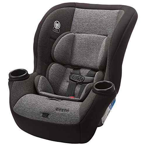 Deluxe Seat Car Convertible (Cosco Comfy Convertible Car Seat, Heather Granite)