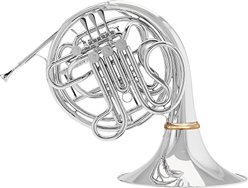 Conn 8DS CONNstellation Series Double Horn, Nickel Silver Screw Bell by Conn