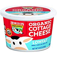 Horizon Organic, Cottage Cheese, Low Fat, 16 oz