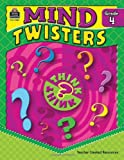 Mind Twisters, Grade 4, Sarah Kartchner Clark, 1420639846