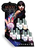 Lechat Perfect Match Mood - Color Changing Gel Polish (12 Bottles)