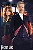 Doctor Who - Doctor & Clara Poster 24 x 36in