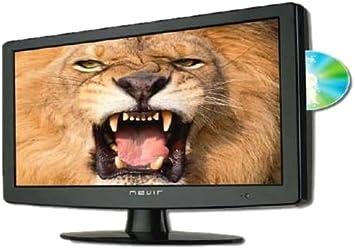 Nevir NVR-7057 TDTG- Televisión, Pantalla 22 pulgadas: Amazon.es ...