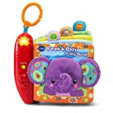 VTech Peek and Play Baby Book  Amazon Exclusive, Purple