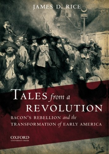 the early model of the american revolution bacons rebellion Free essay on bacon's rebellion an early model of the american revolution available totally free at echeatcom, the largest free essay community.
