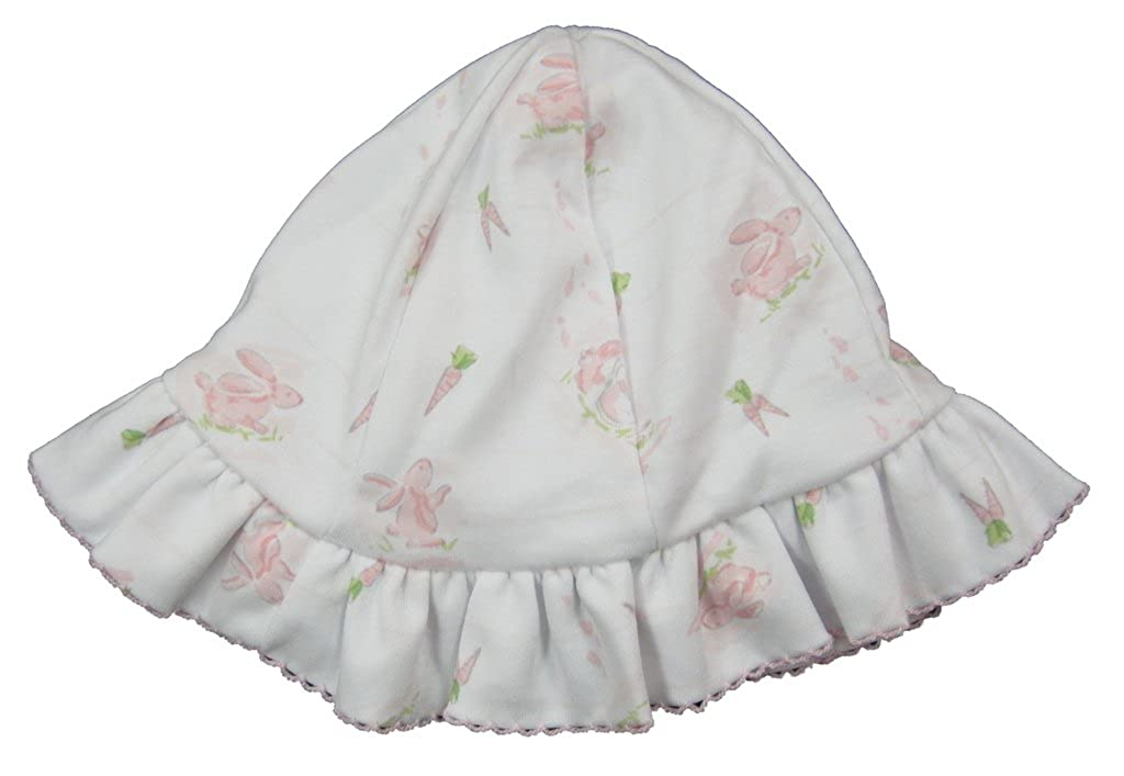 Kissy Kissy Baby-Girls Infant Bunny Patch Print Floppy Hat