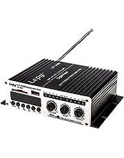 Lepy LP-V9S Hi-Fi Stereo Power Digital Amplifier with USB SD DVD CD FM MP3