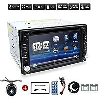 Navigation Seller - Car dvd player In Dash Stereo MP3 Head Unit CD Camera parking GPS navigator 2 din autoradio Video steering-wheel car multimedia