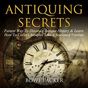 Antiquing Secrets Audiobook