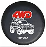 Best Toyota Tire Covers - Spare Tire Is Suitable For The SUV Toyota Review