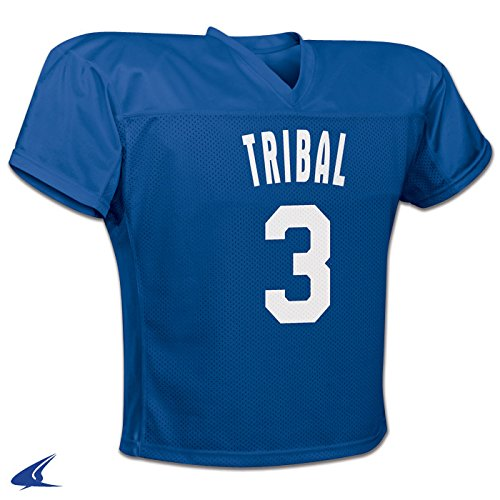 Tribal Football/Lacrosse Jersey S Royal Youth