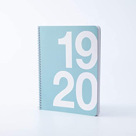 "Class Tracker Academic Planner for Students 2019-2020 College Edition (7"" x 8.5"") - Daily Productivity Planner - School Calendar to Organize ..."