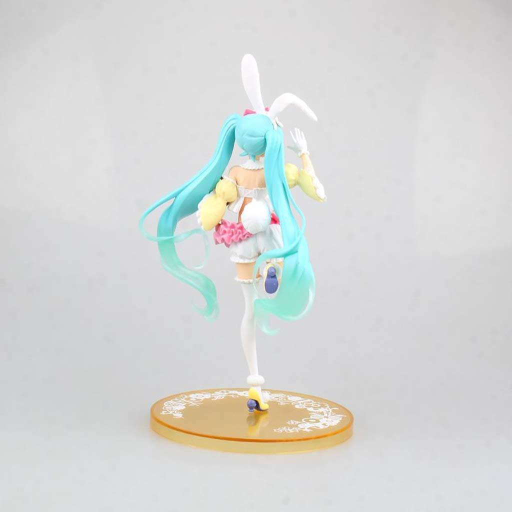 Easter Blue Hatsune Miku Figure 2nd Season Spring ver