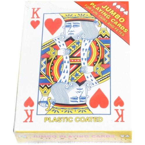 Grand rigide de visée grand jeu de cartes (12,5 cm)