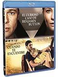 Pack: El curioso caso de Benjamin Button + Cuando te encuentre [Blu-ray]
