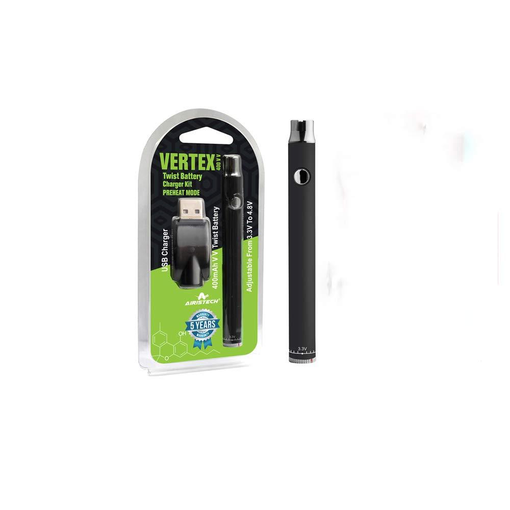 Black USB Charger Vertex Battery