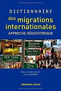 """Afficher """"Dictionnaire des migrations internationales"""""""