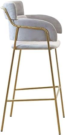 H&RB Chaise Haute Tabouret Tabourets de Bar Chaise comme
