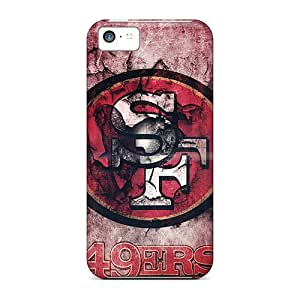 Premium CHr4369kcOB Cases With Scratch-resistant/ San Francisco 49ers Cases Covers For Iphone 5c