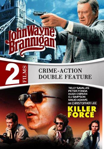 Killer Force / Brannigan - 2 DVD Set (Amazon.com Exclusive)