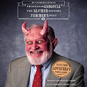 Tales from Lovecraft Middle School #1, #2, and #3 Audiobook