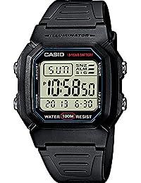 W-800H-1AVES Classic Mens Digital Chronograph Watch