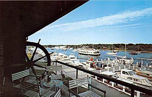- Falmouth Harbor Cap Massachusetts Postcard