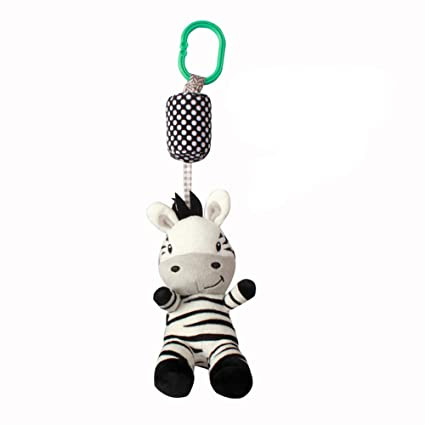 Bed Hanging Toys Cartoon Rattle Lovely Baby Toy Soft Stroller Toy Baby Toy AG