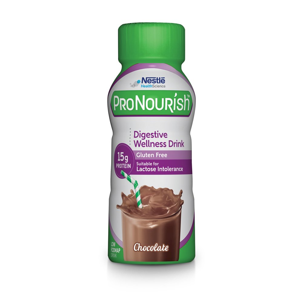 ProNourish Nutritional Drink, Chocolate, 8 fl oz, 24 Count