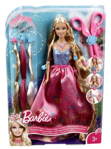 Barbie Cut N Style Princess Barbie Doll Buy Online In