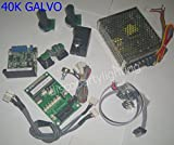 30K laser Galvo Galvanometer Based Optical Scanner (including Show Card) Max 45 kpps