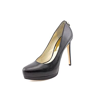 5cd8dc4a4604 Michael Kors Hamilton Pump Womens Size 9 Black Pumps Heels Shoes  Amazon.co. uk  Shoes   Bags
